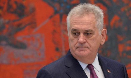 Upitna posjeta Tomislava Nikolića Sarajevu