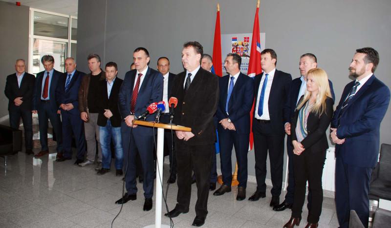 SDS i PDP potpisali koalicioni sporazum o formiranјu vlasti u Gradu Istočno Sarajevo