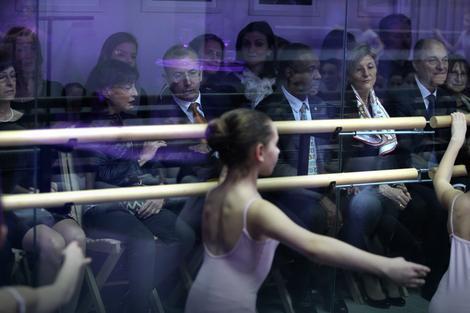 Vodećih evropskih pedagoga klasičnog baleta, maestro Marko Ferini, održao majstorski kurs