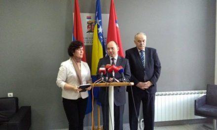 Ambasador Austrije u BiH Martin Pamer posjetio Grad Istočno Sarajevo