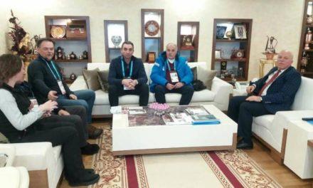 Gradonačelnik Istočnog Sarajeva Nenad Samardžija i predsjednik Skupštine grada Miroslav Lučić, borave u turskom gradu Erzurumu