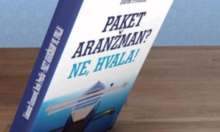"""Promocija knjige """"Paket aranžman? Ne, hvala!"""""""