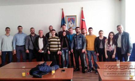 """DžK """"Famos"""" prijem u Opštini Istočna Ilidža"""