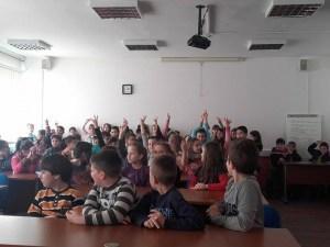 Učenici Osnovne škole P.P. Nјegoš posetili opštinu Istočna Ilidža