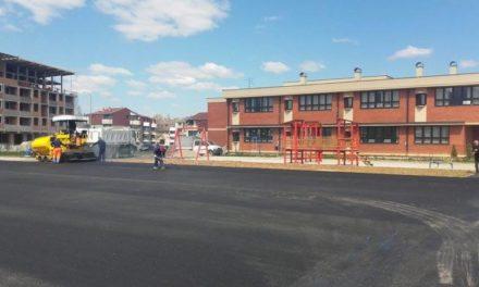Izgradnja igrališta u osnovnoj školi P P Nјegoš