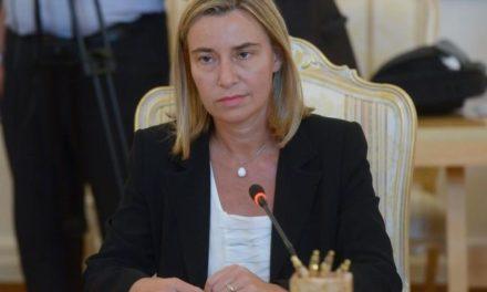 Mogerinijeva u četvrtak sa predstavnicima vlasti u BiH