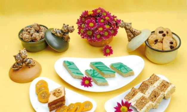 Sitni posni kolači: Savršeni za prazničnu trpezu!
