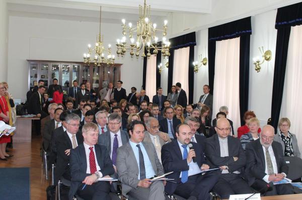 """""""Sarajevo Business Forum 2017"""": Održan brifing za predstavnike diplomatskog kora"""