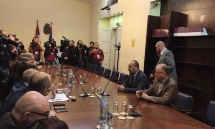 Janković s Dudom Ivkovićem donjeo potpise u RIK – Video