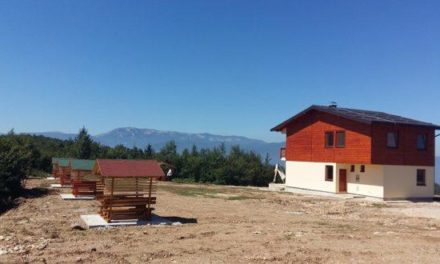 Rekonstrukcija i proširenje vodovodnog sistema sela Tvrdimići