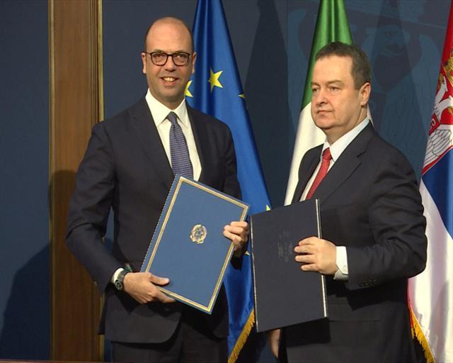 Srbija i Italija ekonomski partneri