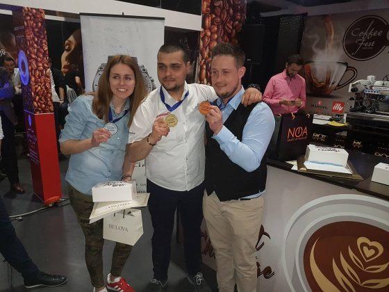 U Sarajevu održan 3. Coffee Fest: Najbolji barista Vukota Kazić iz Podgorice