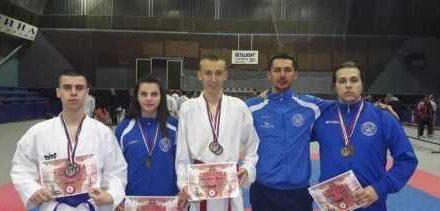 Igmanu pet bronzanih medalјa na seniorskom prvenstvu Republike Srpske