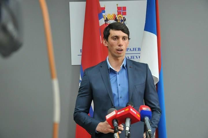 Najbolјi sportista grada Istočno Sarajevo za 2016. godinu – Mladen Plakalović