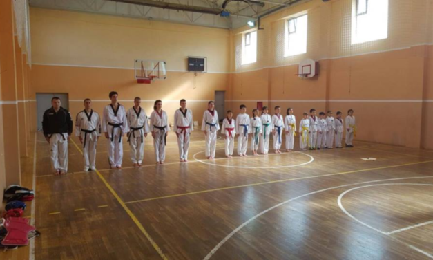 "Proljećni upis članovi taekwondo kluba ""Tigar"" Istočno Sarajevo – Video"