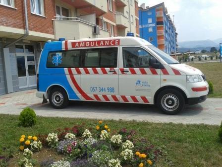 """""""Naša Klinika"""" povoljno nudi usluge sanitetskog prevoza"""