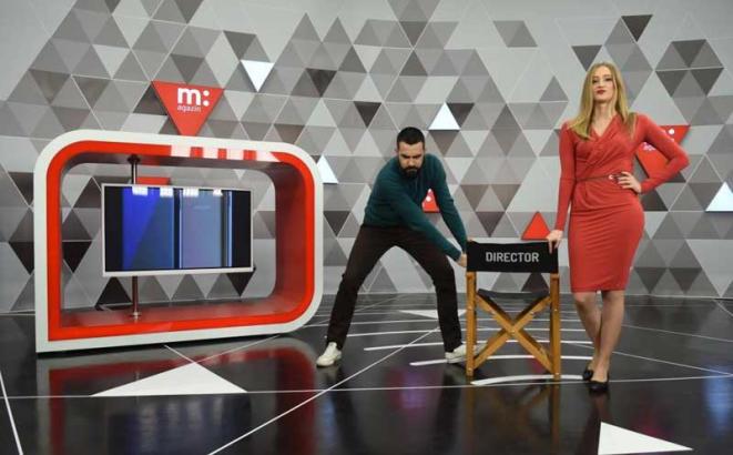 TV emisija: m:agazin – Nova doza nauke i tehnologije