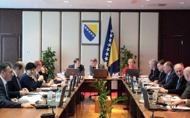 SNSD pokreće smjenu Savjeta ministara BiH
