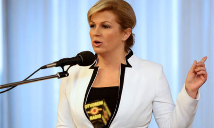 Kitarović pisala evropskim zvaničnicima