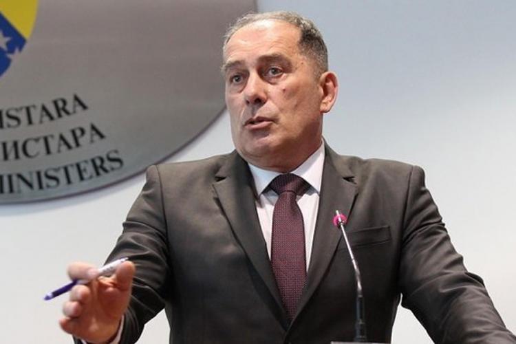 Mektić očekuje da će BiH ove godine biti skinuta sa 'sive liste'