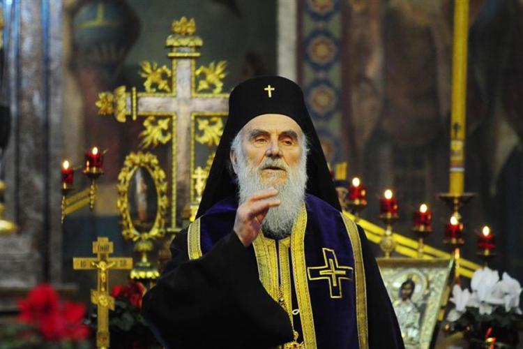 Sa Vaskrsom da vaskrsne i cijeli srpski rod