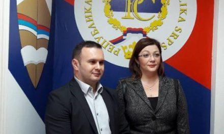 Ministar uprave i lokalne samouprave RS Lejla Rešić posjetila opštinu Istočno Novo Sarajevo