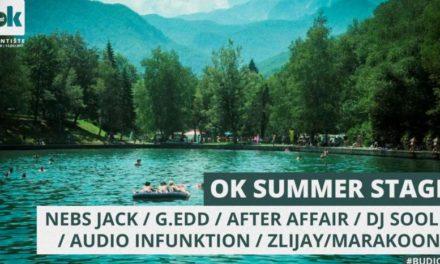 OK Summer stage – još više zabave na Nektar OK Festu