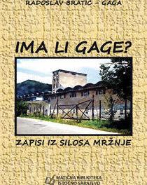 """Promocija knjige """"Ima li Gage? (zapisi iz silosa mrženje)"""" Radoslava Bratića"""