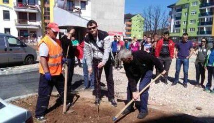 Istočna Ilidža: Akcija proljećnog čišćenja u toku