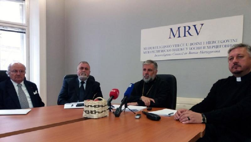 Vladika Grigorije preuzeo predsjedavanje Međureligijskim vijećem BiH