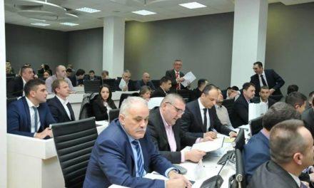 Sjednica skupštine Grada Istočno Sarajevo 5. aprila
