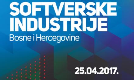 Prva konferencija za razvoj softverske industrije u BiH 25. aprila u Sarajevu