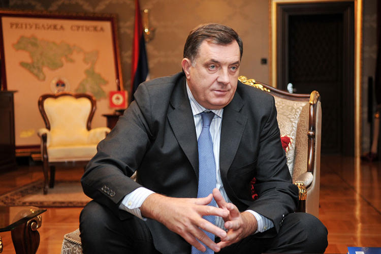 Dodik: Odluka Skupštine na štetu Srpske
