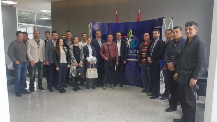 Zajednički interes svih u Istočnom Sarajevu organizacija EYOF-a