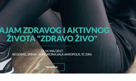 """Sajam turizma """"Zdravo živo"""" u Beogradu 13. i 14. maja"""