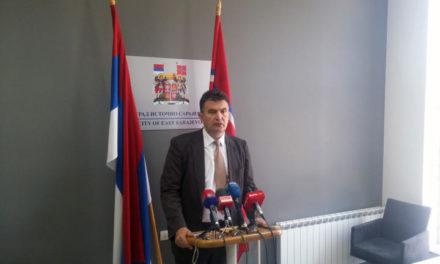 Dragan Cvijetić o rješavanju problema nelegalnih prevoznik na području grada Istočno Sarajevo