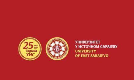 25 godina Univerzite u Istočnom Sarajevu