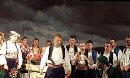 """U Kulturnom centru Istočno Novo Sarajevo premijerno izvedena opera Stanislava Biničkog """"Na uranku"""""""