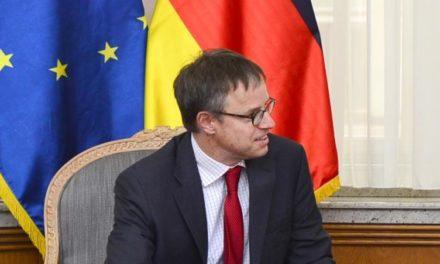 Ditman: Njemačka ne prihvata mijenjanje granica na Balkanu
