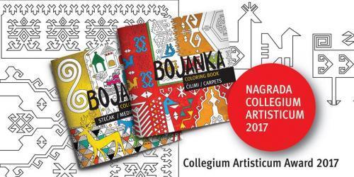 Bojanke Zemaljskog muzeja BiH nagrađene Šestoaprilskom nagradom Collegium artisticum 2017