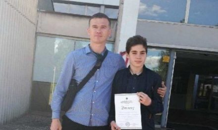 Filip Lalović prvak Republike Srpske u matematici