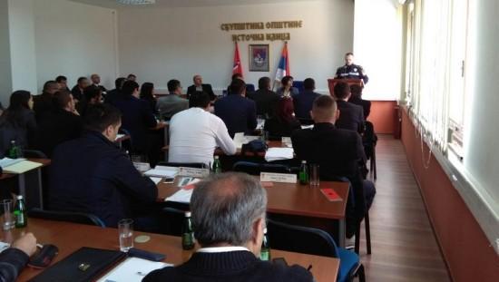 Opština Istočna Ilidža: Bezbjednost na zadovoljavajućem nivou