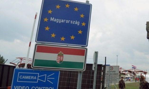 Mađarska obustavila kontrolu granice zbog gužve