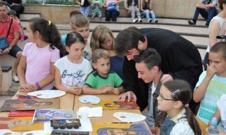 Otvorena izložba škole ikonopisanja Pravoslavnog centra za mlade