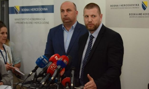 Tri ministra o trasi auto-puta Sarajevo – Beograd – Video