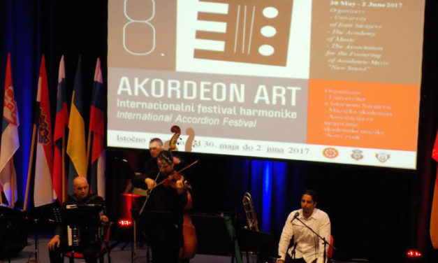 """U toku je """"Akordeon art"""" – festival harmonike u Istočnom Sarajevu (VIDEO)"""