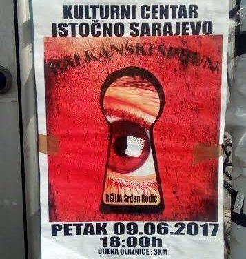 Predstava Balkanski špijun