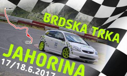 Brdska auto trka Jahorina 2017