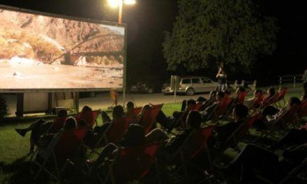 Nektar OK Fest 2017 OK cinema zona na Tjentištu