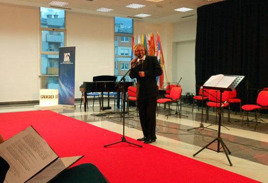Naš kompozitor osvojio nagradu na Međunarodnom takmičenju kompozitora u Sofiji